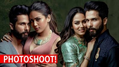 Shahid Kapoor Mira Rajput magazine photoshoot is the most adorable thing ever