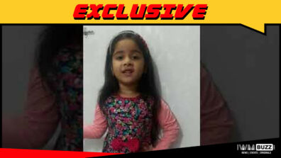 Shakti Astitva Ke Ehsaas Ki: Child artist Sumaiya Khan to play kinnar kid Heer post leap