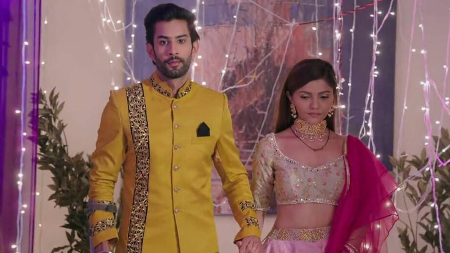 Shakti Astitva Ke Ehsaas Ki: Wedding bells for Saumya and Vedant