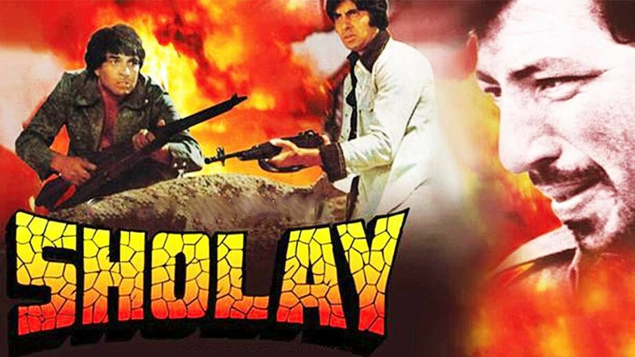 Sholay : The movie with the best soundtracks
