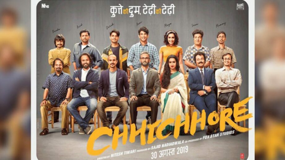 Shraddha Kapoor-Sushant Singh Rajput starrer Chhichhore has us all excited