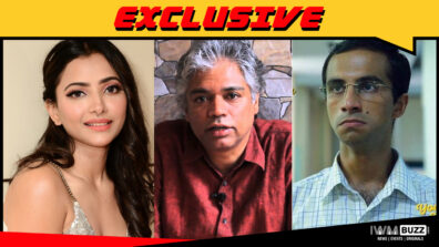 Shweta Basu Prasad, Prakash Belawadi and Nakul Bhalla in MX Player series Magic
