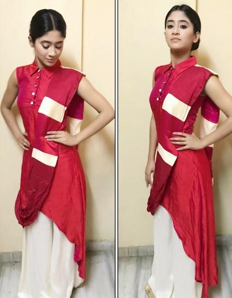 The Crush of The Month: Yeh Rishta Kya Kehlata Hai's Naira aka Shivangi Joshi 5