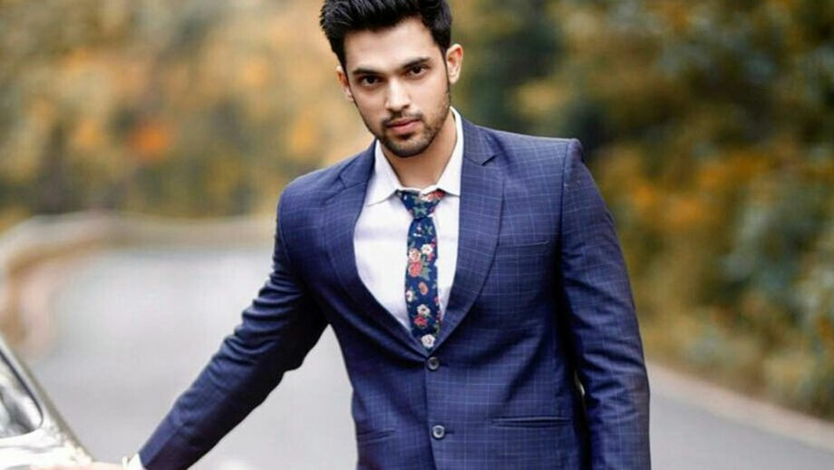 The sexy suit looks of heartthrob Parth Samthaan