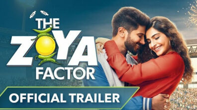 The Zoya Factor trailer is out now and looks like the Sonam-Dulquer pairing is headed for a sixer!