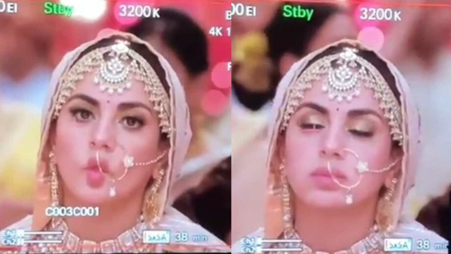 This is how Kundali Bhagya actress Shraddha Arya would be in her real wedding