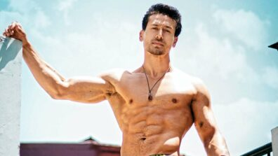 Tiger Shroff's workout treat for fans as he hustles for Baaghi 3