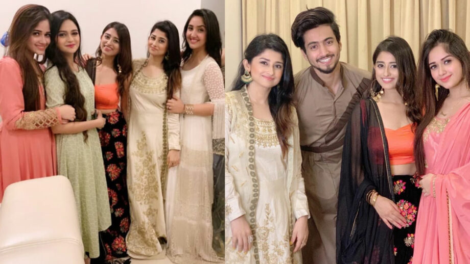TikTok star Jannat Zubair Rahmani celebrated EID with friends Siddharth Nigam, Ashnoor Kaur, Faisu