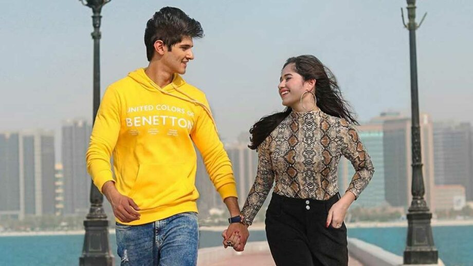TikTok star Jannat Zubair to feature in a music video with Rohan Mehra