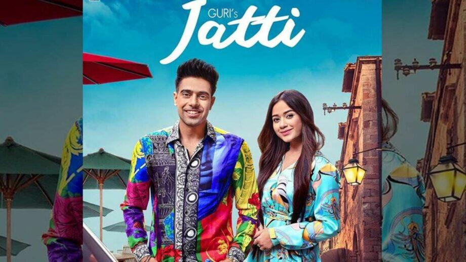 TikTok star Jannat Zubair's new song 'Jatti' is out