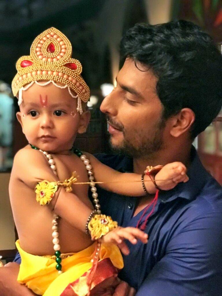 Tujhse Hai Raabta: Kalyani and Malhar's Moksh turns Lord Krishna 9