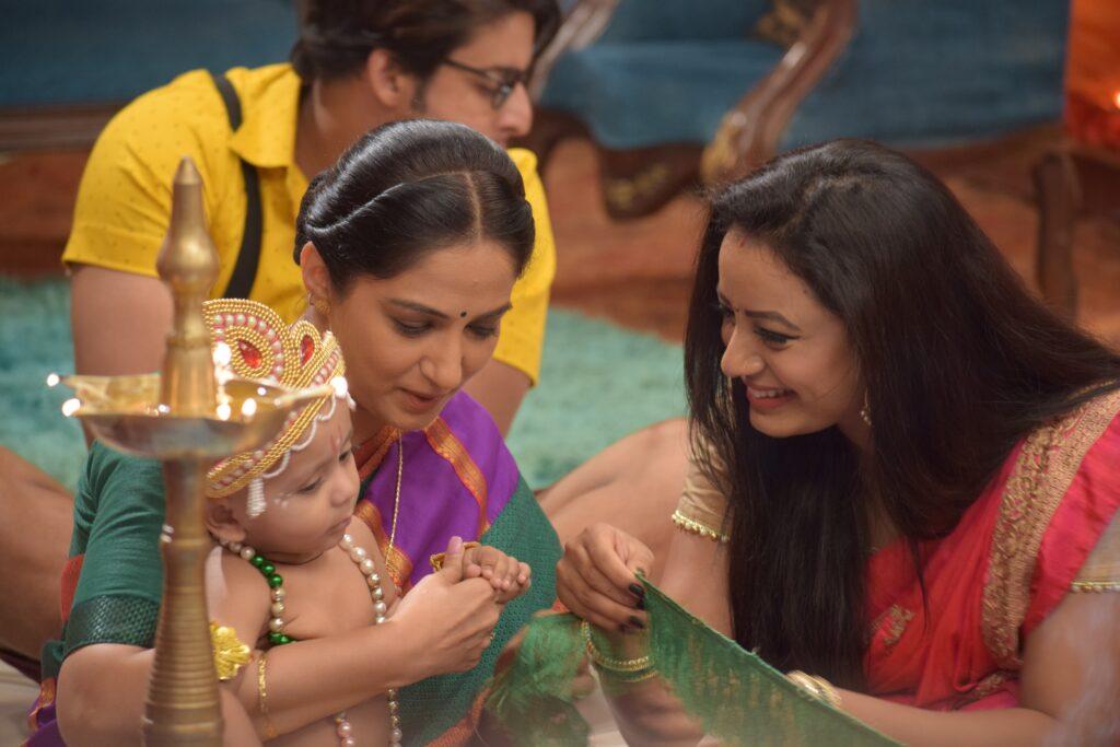 Tujhse Hai Raabta: Kalyani and Malhar's Moksh turns Lord Krishna 1