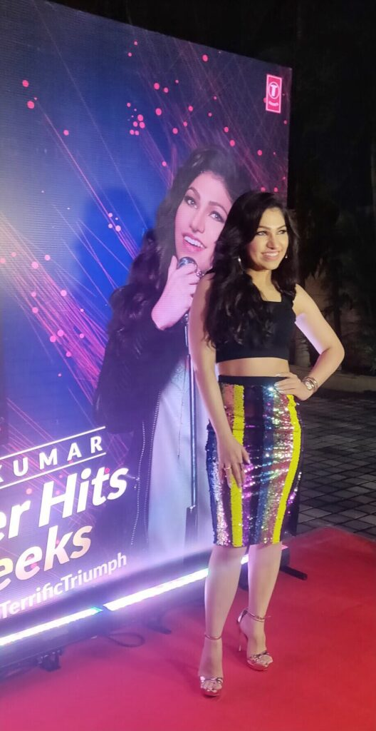 Tulsi Kumar's special bash for the success of her 4 chartbuster songs 1