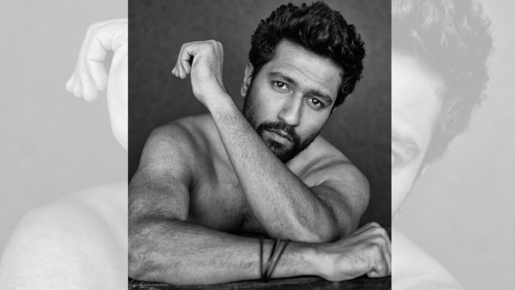 Vicky Kaushal's 'OOTD' is a classic nude photograph which you simply can't miss