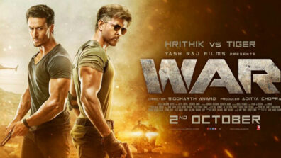 'War' first trailer is out and fans just can't keep calm