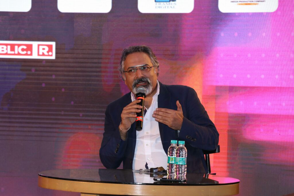 Watch Now: Anuj Gandhi, Group CEO, Indiacast in conversation with Sameer Nair, CEO, Applause Entertainment at India Web Fest 2019 2
