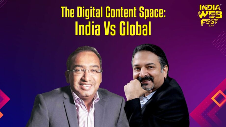 Watch Now: Anuj Gandhi, Group CEO, Indiacast in conversation with Sameer Nair, CEO, Applause Entertainment at India Web Fest 2019