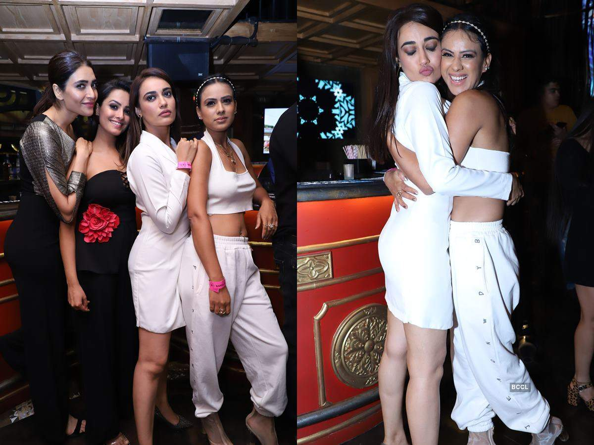 We think Nia Sharma would be just the BFF every girl needs 2