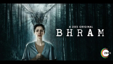 Web series Bhram poster: Kalki Koechlin's look has us all excited
