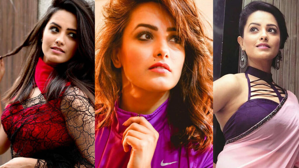 When Anita Hassanandani set the screen on fire with her sultry looks 2