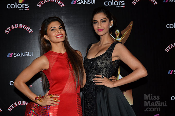 When Jacqueline Fernandes & Sonam Kapoor proved they are absolute BFF goals 1