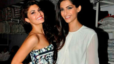 When Jacqueline Fernandes & Sonam Kapoor proved they are absolute BFF goals 5