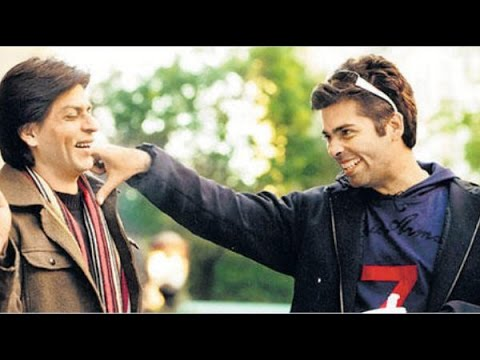 When Karan Johar and Shahrukh Khan proved they are absolute BFF goals 2