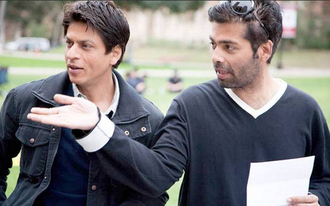 When Karan Johar and Shahrukh Khan proved they are absolute BFF goals
