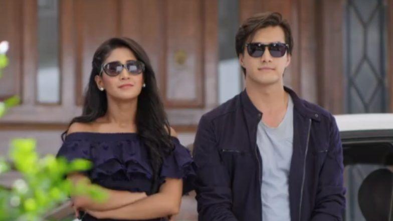 When Kartik and Naira were super cute behind the scenes too