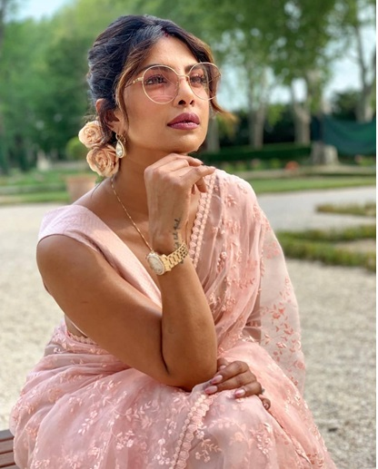 When Priyanka Chopra set the temperatures soaring with these pictures 1