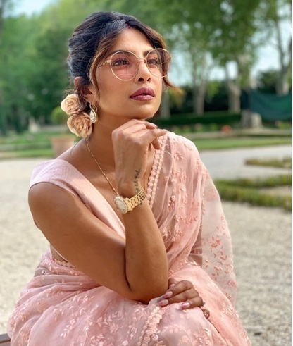 When Priyanka Chopra set the temperatures soaring with these pictures 4