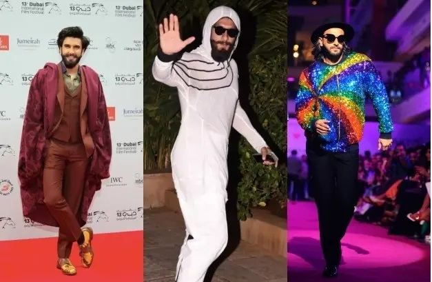 When Ranveer Singh disappointed us with his fashion game 4