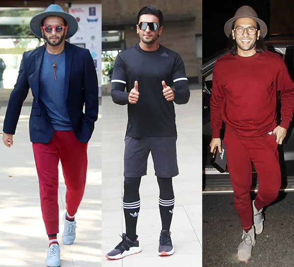 When Ranveer Singh disappointed us with his fashion game 7