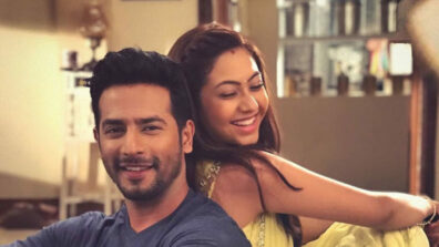 When Tujhse Hai Raabta's Kalyani and Malhar were too cute behind the scenes too