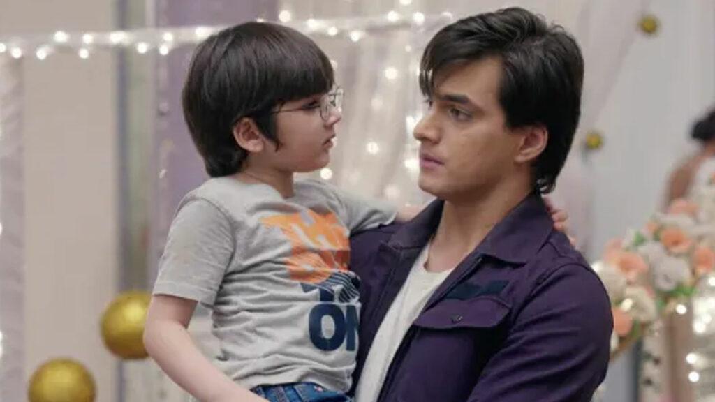 Yeh Rishta Kya Kehlata Hai: Father-son Kartik and Kairav's moments 4