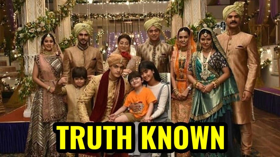 Yeh Rishta Kya Kehlata Hai: Goenka family to know about Kairav being their heir