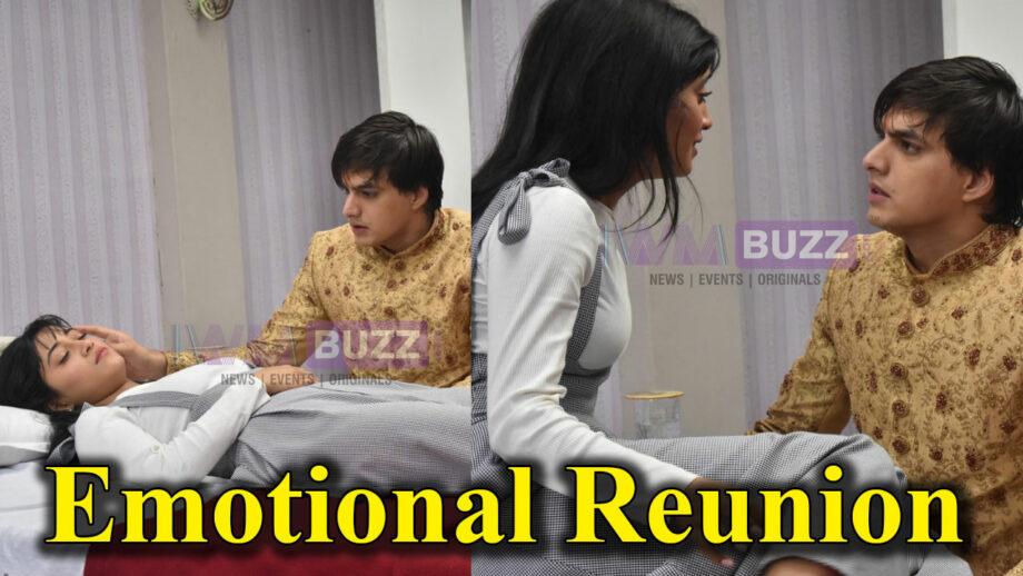 Yeh Rishta Kya Kehlata Hai: Kartik and Naira meet after five years