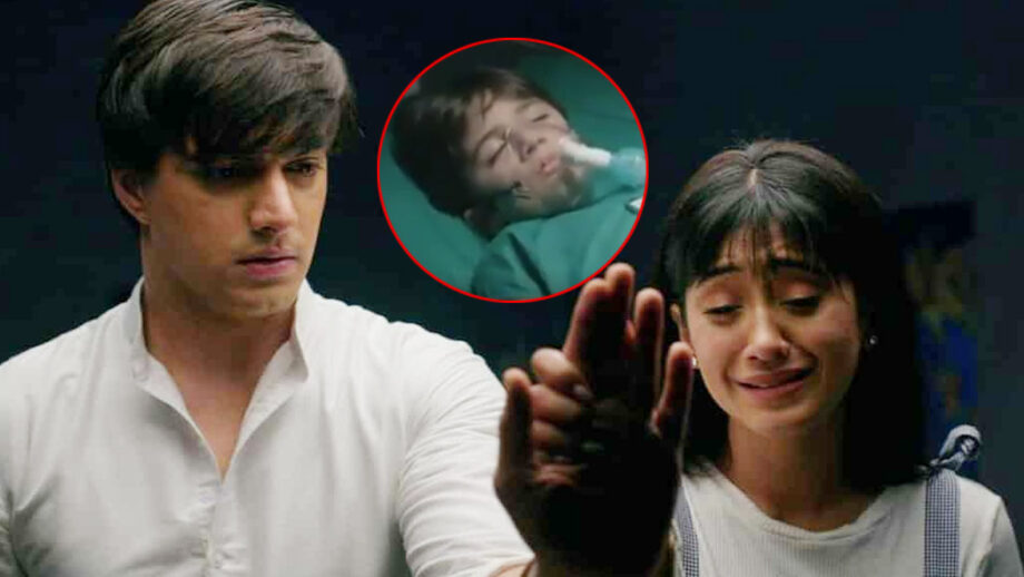 Yeh Rishta Kya Kehlata Hai: Kartik and Naira's efforts to save child Kairav