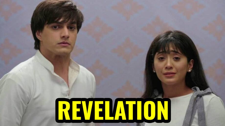 Yeh Rishta Kya Kehlata Hai: Kartik and Naira's revelation in the Maha Episode