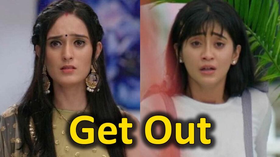 Yeh Rishta Kya Kehlata Hai: Vedika to ask Naira to leave the Goenka house
