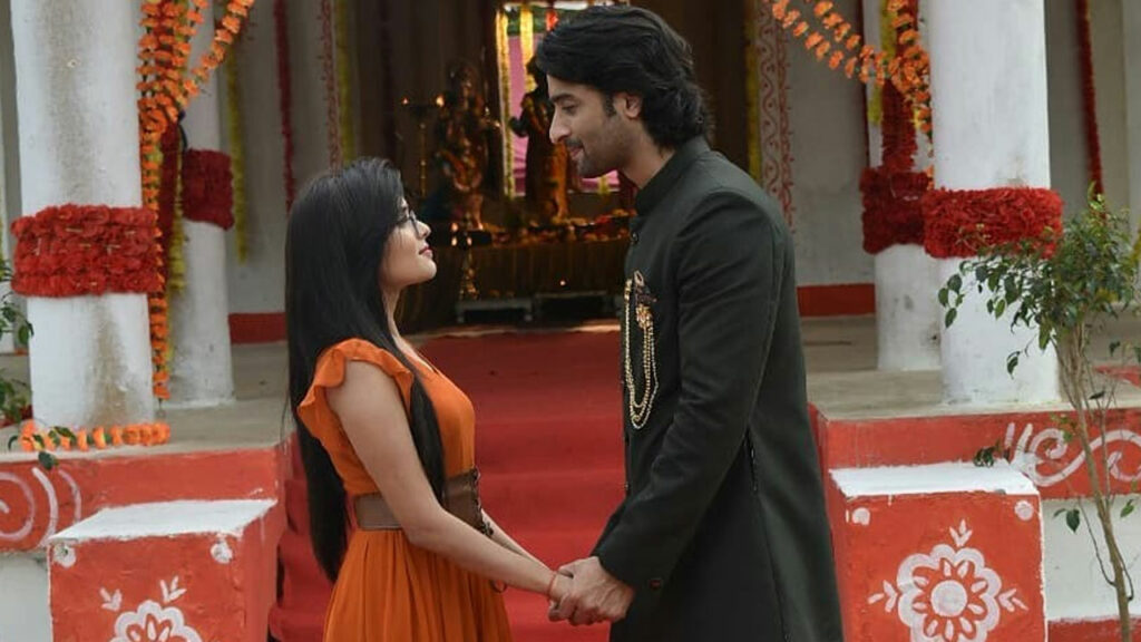 Yeh Rishtey Hain Pyaar Ke: Abir and Mishti's romantic moments