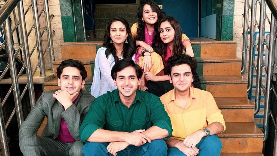 Yeh Un Dinon Ki Baat Hai: Sameer, Naina, Pandit, Munna, Swati, Preeti to dance on 'Koi Mil Gaya' at college reunion 1