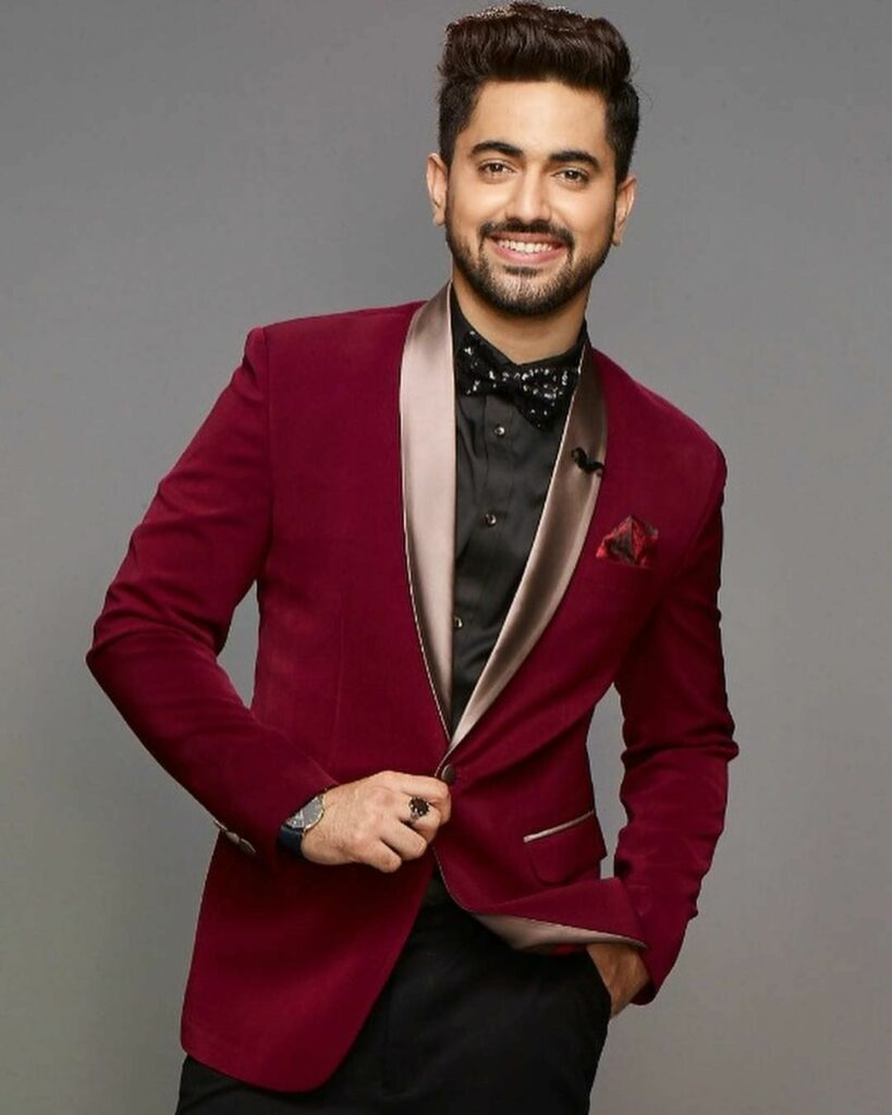 Zain Imam and his sexy suit looks 2