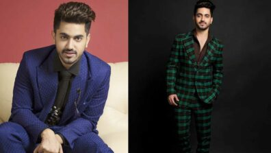 Zain Imam and his sexy suit looks