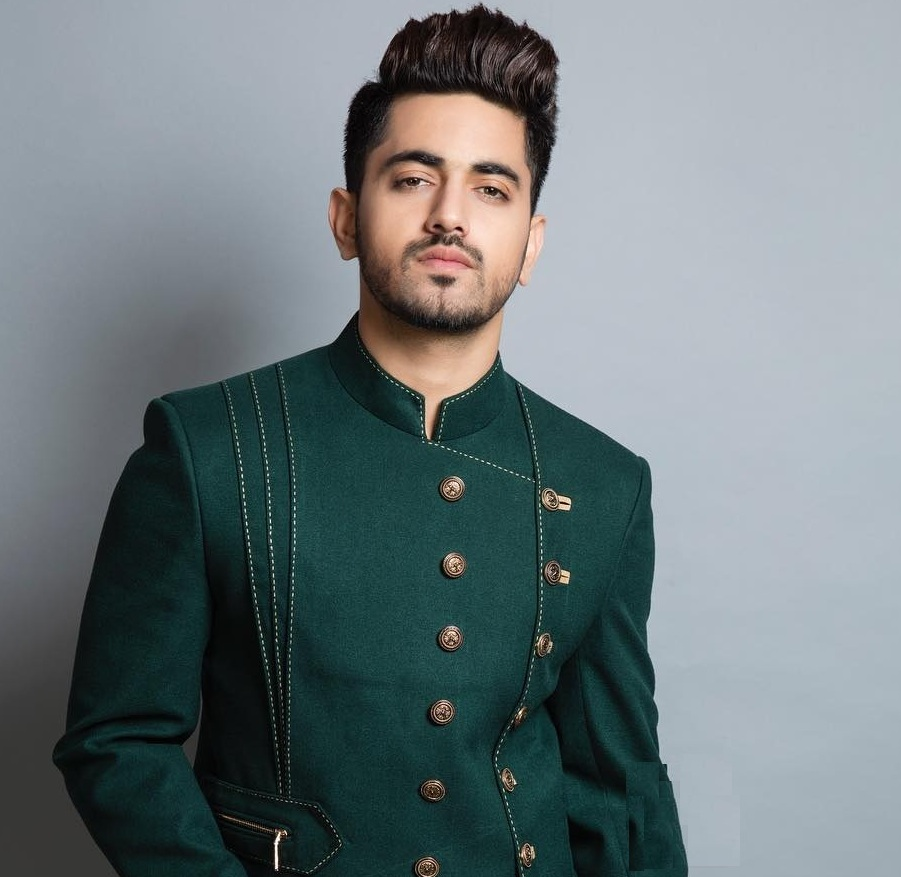 Zain Imam and his sexy suit looks 7