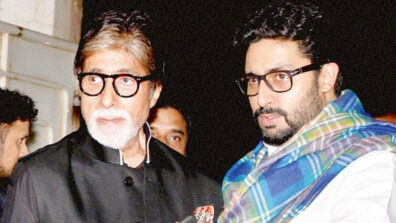 Abhishek Bachchan claims to be a 'proud son'...Here's why