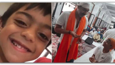 Ajay Devgn's special birthday wish for his son