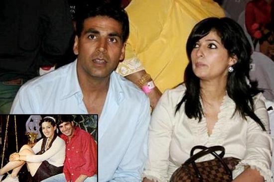 Akshay Kumar and Twinkle Khanna are major couple goals 1