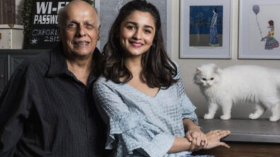 Alia Bhatt goes back in time