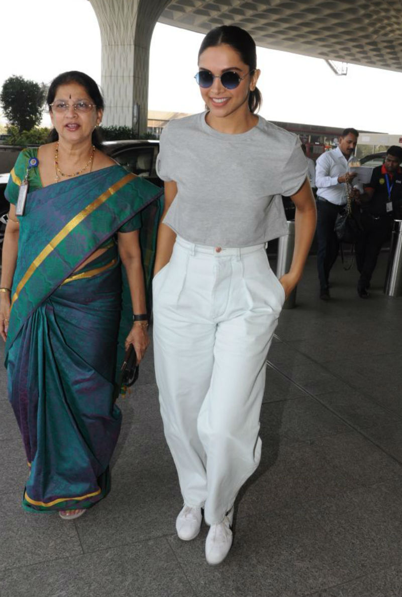 All the times Deepika Padukone's airport style was to die for